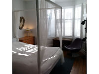 Stylish 2 Bedroom House Portobello, 7 mins from Waverley/Centre, Students/Professionals Welcome