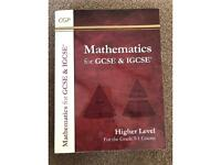 Maths for GCSE &IGCSE Higher Level Course
