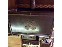 Vintafe blanket box