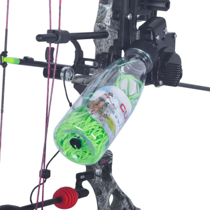 Archery Bow Fishing Reel Kit for Compound/Recurve Bow Bowfishing Shooting Reel