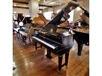 Weber Black Baby Grand Piano By Sherwood Phoenix Pianos