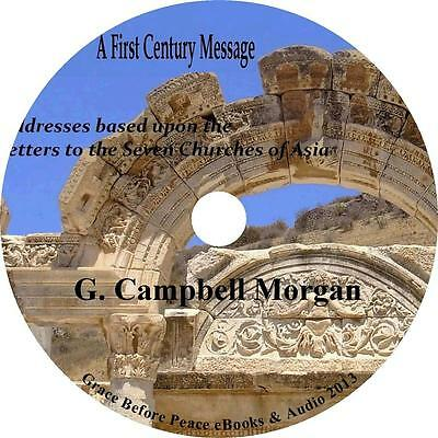 (1st Century Message to 20th Century Christians G Campbell Morgan Audiobook MP3)