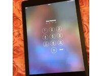 Apple iPad Air 16gb Wifi - Space Grey - Free Postage