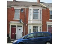 2 Bedroom Upper flat, Hampstead Road, Benwell, NE4 8AB