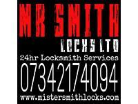 Mr Smith's Locksmiths Leeds (24hrs)