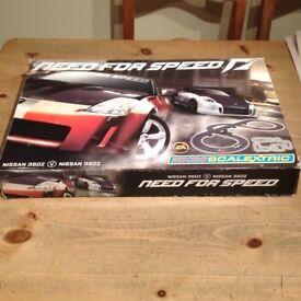 Scalextric cars set