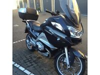 BMW R1200RT Full luggage, new tyres New Mot Sat Nav lots of extras