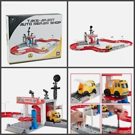 Take apart auto repair shop brand new in box