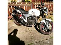 125 cc learner bike
