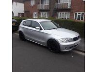 !!!!!! BMW 120D SE NEW MOT !!!!!!