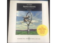 Sports in Society Jay Coakley Tenth Edition McGraw-Hill International Editions