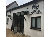 Part time beauty therapist required for busy beauty high street salon in Stony Stratford
