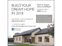 Architect and Design Services - extensions, home plans.