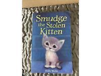 Smudge the stolen kitten and Princess Katie's kittens