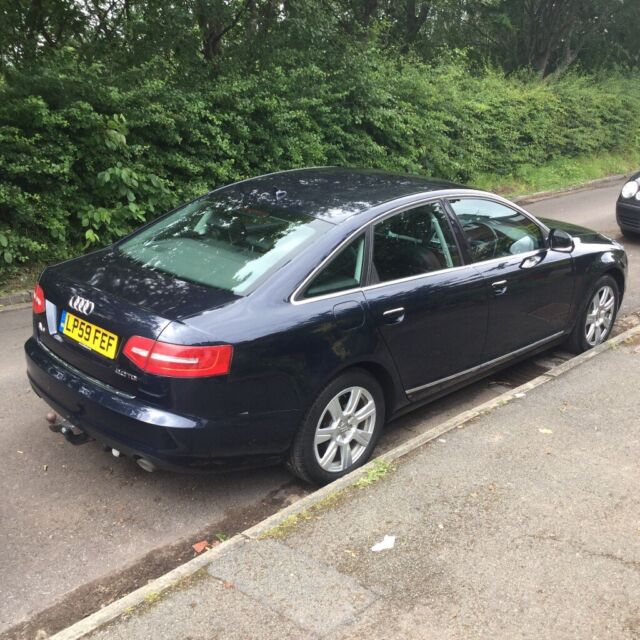 Audi A6 2 0 TDi SE Tiptronic Saloon 2010 with Bose Sound System  Full  leather 109000 miles | in Frodsham, Cheshire | Gumtree