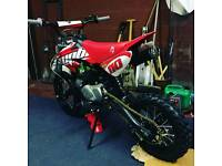 110cc boyo Welsh pit bikes pit bike