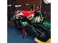 110cc boyo Welsh pit bikes pit bike