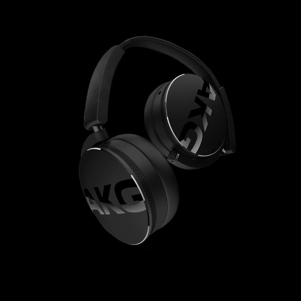 Brand New Akg Y50bt Bluetooth Headphones Black 85 In Chingford Headphone