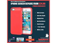 iPhone Screen Professional Repairs 4, 4s, 5, 5c, 5s, 6, 6 plus + 6s, 7 Apple Service Touch Glass LCD