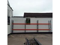 Dexion speedlock pallet racking 1750x900x2730mm £224.00 + VAT (£268.80 INC VAT)