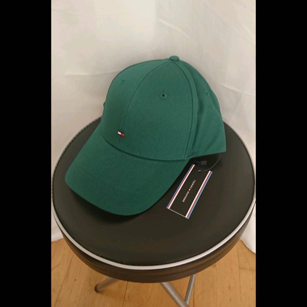 8279ab99 Tommy Hilfiger Baseball Snapback Cap **BRAND NEW** Not Fred Perry or Puma