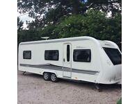 Hobby caravan VIP 645
