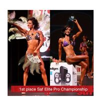 Fitness competition Hair and Makeup Ottawa