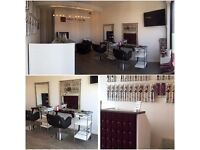 Chair for Rent in New Salon