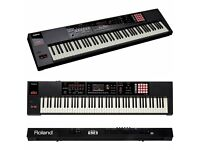 ROLAND FA-08 KEYBOARD WORKSTATION 88 KEYS HOME USE ONLY VERY GOOD CONDITION