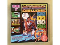 Daley Thompson's Olympic Challenge Game for Atari St : Rare