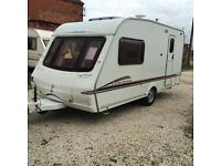 2 BERTH 2006 SWIFT CHARISMA WITH END BATHROOM MORTOR MOVER AND AWNING WE CAN DELIVER PLZ VIEW