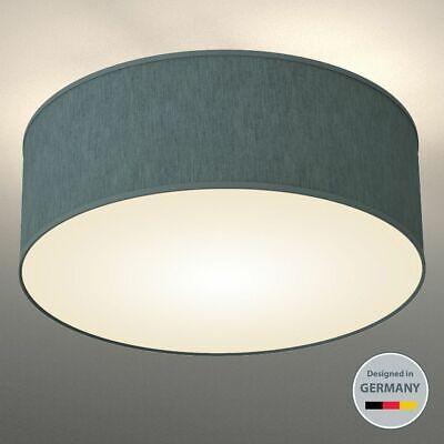 RGB LED Decken Lampe gold Wohnzimmer Wellen Ring Leuchte beweglich FERNBEDIENUNG