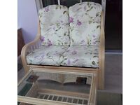 Conservatory Furniture- unused and as new