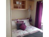 Atlas Nevada two bedroom static caravan for sale