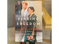 Finding freedom - Harry and Megan book