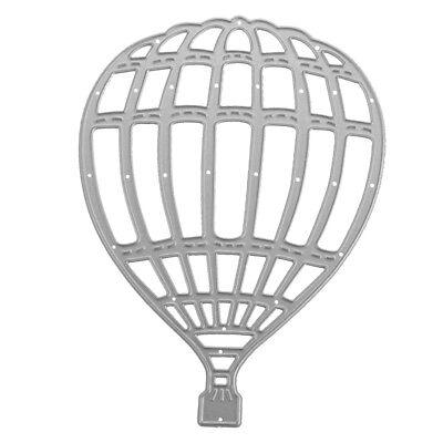 Novelty Hot Air Balloon Cutting Dies Stencils for DIY Embossing Paper Craft - Hot Air Balloon Craft