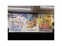 Adult Zit comics