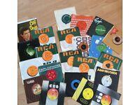 Vinyl records (7inch)