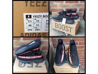 Mens Yeezy V2 Trainers BNIB UK Size 11