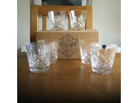 Whisky Glasses and Decanter
