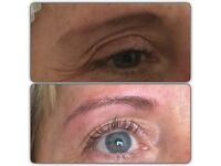 Microblading - semi perminant make up that mimics the natural hair