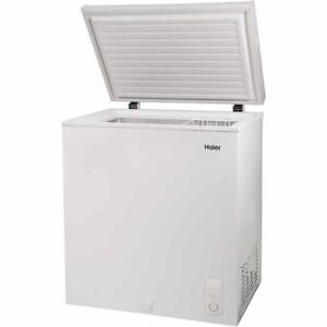 haier 7cf chest freezer with warranty no tax sale - Chest Freezers On Sale