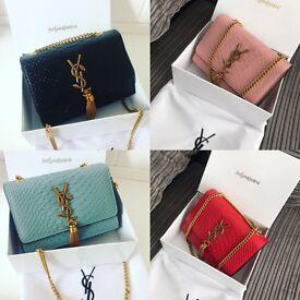Women's designer handbags all brand new
