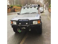 Landrover Discovery Cheap disco for sale lots of extras get in touch for more info
