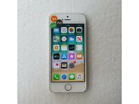 APPLE IPHONE 5S 32GB SILVER UNLOCKED TO ALL NETWORKS WITH RECEIPT