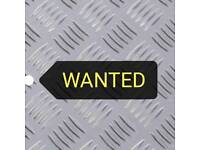 CHEQUERED PLATE STAINLESS WANTED