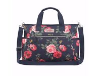 Brand new Cath Kidston Antique Rose Carry All Nappy Bag