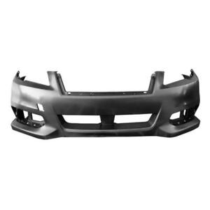 Plastic Primed For Legacy 05-07 CAPA Front Bumper Cover