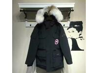 Canada goose and moncler jackets