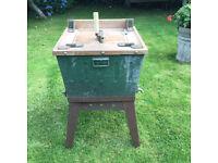 Antique Washing Machine